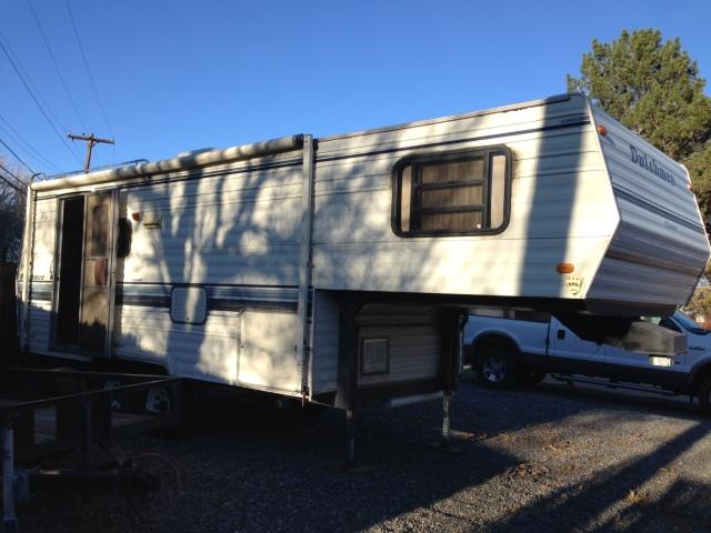 exterior camper
