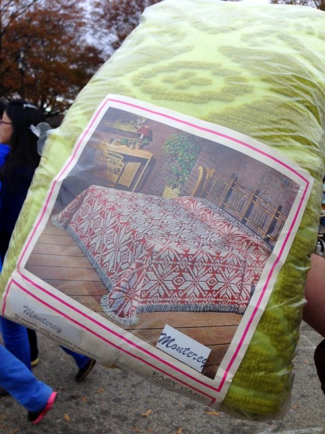 weird blanket