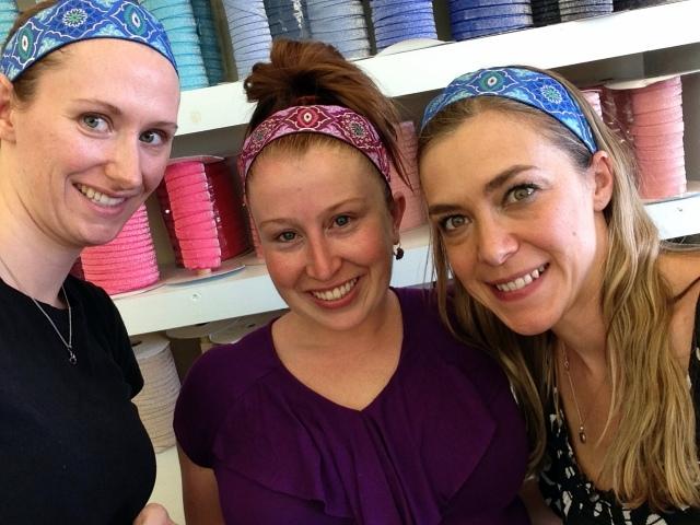 headband girls